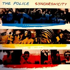 The Police - SYNCHRONICITY - (SACD STEREO) - A & M Records