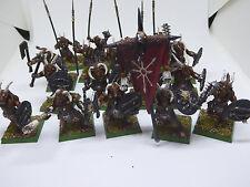Warhammer Beastmen brayherd - painted