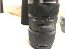 Sigma 18-35mm f/1.8 DC HSM ART Lens for Nikon F Excellent Condition