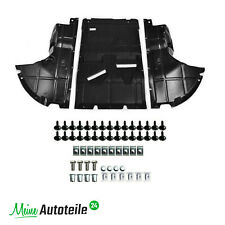 Motorschutz für Citroen Jumper Fiat Ducato Peugeot Boxer + Einbausatz Clips
