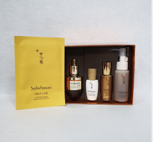Sulwhasoo Concentrated Ginseng Rescue Ampoule 20g SET (Tracking)