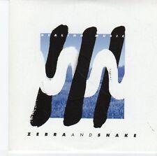 (EQ879) Zebra & Snake, Healing Music - 2011 DJ CD