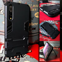 Samsung Galaxy A90  5G    Rugged Heavy Duty  UAX Cover Armour Case & Stand