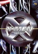 PELICULA DVD X-MEN + FUNDA HOLOGRAFICA