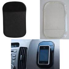 Auto Tappetino Grip Antiscivolo Supporto Porta Oggetti Casa Iphone 5 HTC LG ua