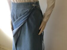 Jag Denim Wrap Skirt - Size 12