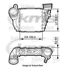 NEUF origine Valeo Turbo Chargeur intercooler 817557 Top Qualité