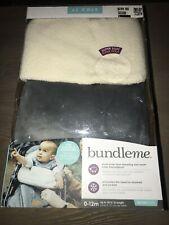 JJ Cole Original Bundleme Bunting Bag, Canopy Style, Graphite NEW