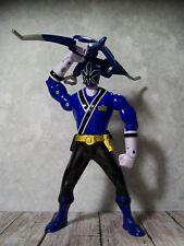 """F7  Power Rangers Samurai Action Figure, Blue w/Weapon 6.5"""""""