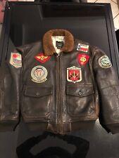 Giubbotto Avirex Jacket Type G-1 U.S. Navy Bureau Of Aeronautics Vintage M