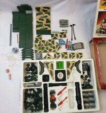 VINTAGE Construx THUNDERING TRACKS 6330 Military Series FISHER-PRICE in Box