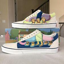 ☀️ Women's 7 Vans x The Simpsons Old Skool Bouviers Sisters Shoes NWB