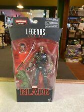 "Hasbro Marvel Legends 6"" Figure NIP NEW - BAF MAN-THING Series BLADE"