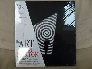 THE ART OF TIM BURTON By Leah Gallo - Brand New, Sealed