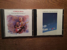 Chris Rea [2 CD Alben] On the Beach + Dancing with Strangers