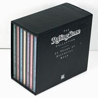 The Rolling Stone Collection 25 Years of Essential Rock 7 CD Box Set OOP 1993