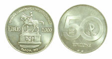 pcc1443_6) 50a Fiera Campionaria Internazionale Buono da 2000 Lire Padova 1972