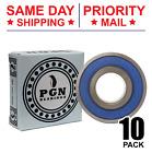 6203-2RS C3 EMQ Premium Rubber Sealed Ball Bearing, 17x40x12, 6203RS (10 QTY)