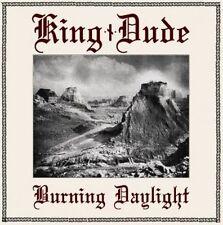 King Dude - Burning Daylight Digi CD