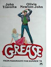 "TIN SIGN ""Grease"" Movie Garage Wall Decor"