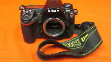 Broken Nikon D300S 12.3MP Dx-Format CMOS Digital SLR Camera Body Only 4843
