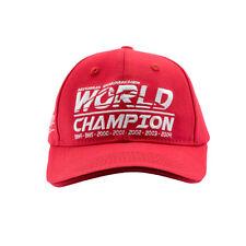 Michael Schumacher World Champion Kids Cap, Red