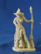 Dita, Steampunk Witch Miniature by Reaper Miniatures RPR 80006