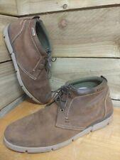 Mens Barbour Chukka Desert Boots - UK 11 - Brown - FREE UK P&P