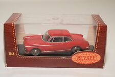 . ELYSEE ELY560 PEUGEOT 404 COUPE ROUGE CHINA 1966 RED MINT BOXED RARE
