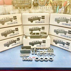 Resin 2021 Dodge Ram 1500 TRX Truck Pickup Model Car Kit 1/25 #21 of 24