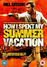 How I Spent My Summer Vacation (DVD) Mel Gibson, Dean Norris, Peter Stormare