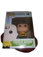 Charlie Brown. Vinyl figure 3 and up