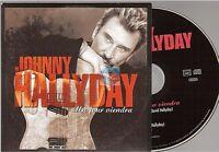JOHNNY HALLYDAY un jour viendra CD SINGLE card sleeve