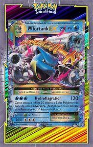 M Tortank EX - XY12:Evolutions - 22/108 - Carte Pokemon Neuve Française