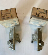 NOS 1955 1956 1957 1958 1959 Chevrolet GMC Truck Door Latches OEM Pair Left RH