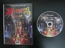 Happily Ever After Firerworks at the Magic Kingdom 2017 DVD
