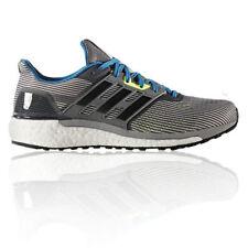 Calzado de hombre adidas color principal gris sintético