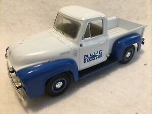 First Gear -  1953 Ford F-100 Pickup Blue Diamond - 19-1842