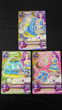 "Trading card of Japanesel Animation ""AIKATSU"" Moon cactus coord(final series)"