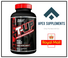 Nutrex T-Up 120 Caps Mega Testosterone Booster Muscle Builder Strength Growth