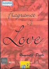 FRAGRANCE OF LOVE - ROMANTIC DUETS - MUSIC DVD - FREE UK POST