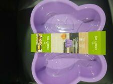 Crofton Silicone Bakeware Butterfly 🦋 Bakeware Microwave Freezer Safe Cake Pan