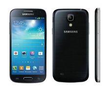"Noir Samsung Galaxy S4 Mini GT-I9195 4.3"" 4G LTE 8GB 8MP Débloqué Téléphone"