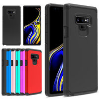 For Samsung Galaxy Note 9 Shockproof Hybrid Armor Hard Protective Case Cover