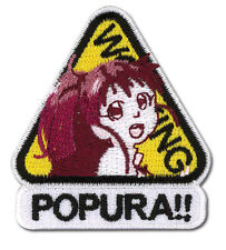 """Wagnaria!! POPURA Anime Patch 2"""" x 2 1/4"""" Licensed GE Animation 44695 Free Ship"""