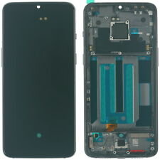 OnePlus 7 display module lcd touchscreen frame digitizer glass black