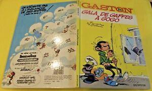Gaston Gala de Gaffes à Gogo  R1 .1982