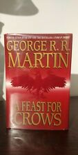 A Feast For Crows SIGNED First Edition George RR Martin
