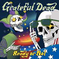 Grateful Dead - Ready or Not (NEW CD) (Preorder Out 22nd Nov)