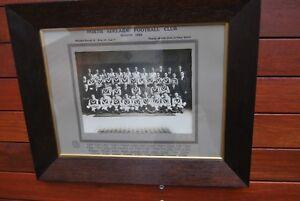 North Adelaide Australian Rules Football team photo 1926 Grand finalists SANFL
